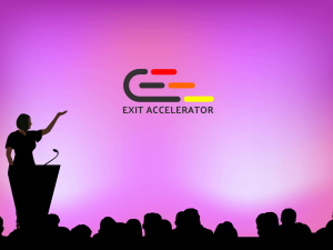 Launch event of Exit Accelerator