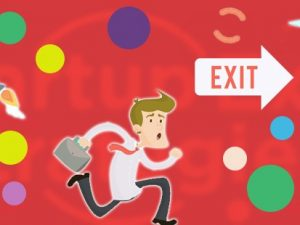 Should I stay or should I exit?  The startup question!
